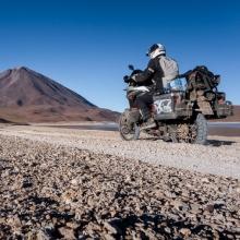 Tickets & Infos von 100.000 km Südamerika - Multivisionsshow mit Martin Leonhardt