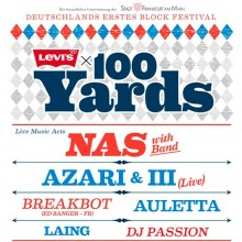 100 Yards Block Festival