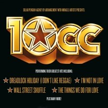10cc - Greatest Hits & More - Tour 2018