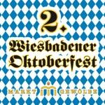 2. Wiesbadener Oktoberfest  im Marktgewölbe - Heute mit Partyband Die Grumis