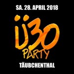 Ü30 Party in Leipzig - Die grosse Premiere im Täubchenthal