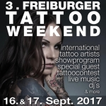 Freiburger Tattoo Weekend