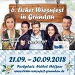 Bild: Licher Wiesnfest in Gründau