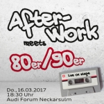 After-Work meets 80er/90er