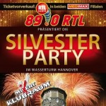 89.0 RTL Silvester Party - Wasserturm Hannover