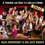 A Night at the Cotton Club - Rote Bühne