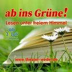 ab ins Grüne! - Theater Wedel