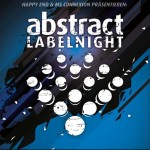 Abstract Labelnight - Happy End presents