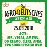 Afro Deutsches Open Air