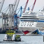 EXKURSION durch den Welthafen Hamburg
