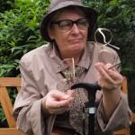 Altern ist nichts für Feiglinge - Kabarett von und mit Monika Blankenberg