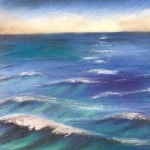 Am Meer - Pastell-Workshop mit Gerhard Schick