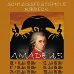 AMADEUS - Mozart, Musik, Mord?