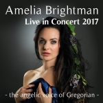 Amelia Brightman - The female voice of Gregorian