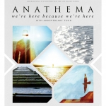 Anathema plus Rendezvous Point & Masvidal -