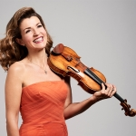 Bild: Anne-Sophie Mutter