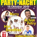 Bad Lippspringer Party-Nacht