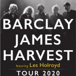 Barclay James Harvest feat. Les Holroyd - Tour 2020