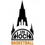 Basketball hoch 125