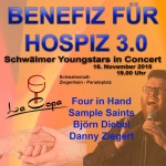 Benefiz für Hospiz 3.0 - Schwälmer Youngstars in concert