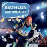 Biathlon auf Schalke 2015