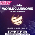 BigCityBeats WORLD CLUB DOME 2018 - 2 Tages Club Ticket (FR + SO)