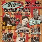 Big Rhythm Rumble Rock'n'Roll Weekender - Roxy Ulm