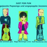 Biggi Wanninger Trio - Just for fun