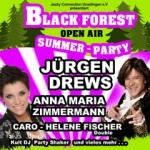 Black Forest Summer Party