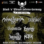 Black n Thrash Inferno Germany