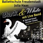 Black & White - Ballettschule Julia Haas