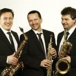 Blattwerk - Saxophonquartett