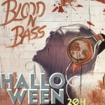 Blood n Bass - Halloween