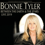 BONNIE TYLER - BETWEEN THE EARTH & THE STARS Live 2019