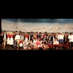 Borkum-Musical - Up de Walvis