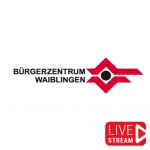 Bild: Bürgerzentrum Waiblingen - Livestreams
