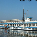 Brunch auf MS Havel Queen