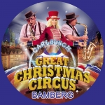 Bild: Carl Busch Great Christmas Circus - Bamberg