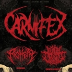 CARNIFEX - OCEANO, AVERSIONS CROWN, DISENTOMB