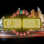Casino Dinner - No risk – more fun: Die grandiose Gourmet-Glücksspiel-Show