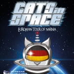 Cats In Space - Tour 2020