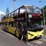 City Circle Tour Berlin YELLOW - Hop on/Hop off-Stadtrundfahrt