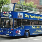 Bild: Hop-On Hop-Off City Tour - oder - City Tour 1hr Roundtrip - Frankfurt