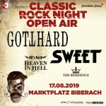 Classic Rock Night Open Air Biberach