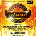 Club Seven Sommer Open Air