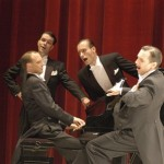 Die Comedian Harmonists in Concert