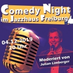 Comedy Night - Jazzhaus Freiburg