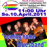 Coming Home Bluesband