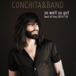 Conchita & Band: so weit so gut - best of live 2014-18 #ConchitaSWSG - Meet & Greet Card best of live 2014-18 #ConchitaSWSG