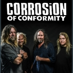 Corrosion of Conformity - supp: Motorowl - Celebrating 25 Years Of Deliverance